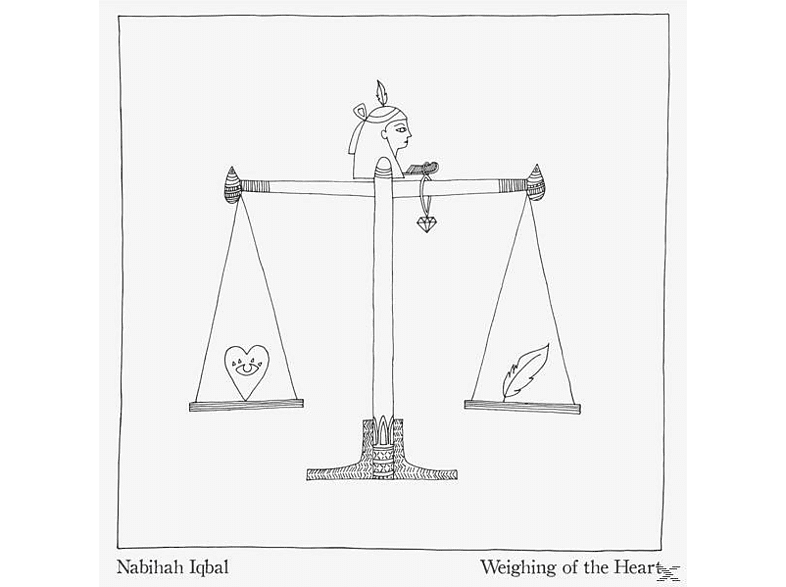 Nabihah Iqbal - Weighing Of The Heart [CD]