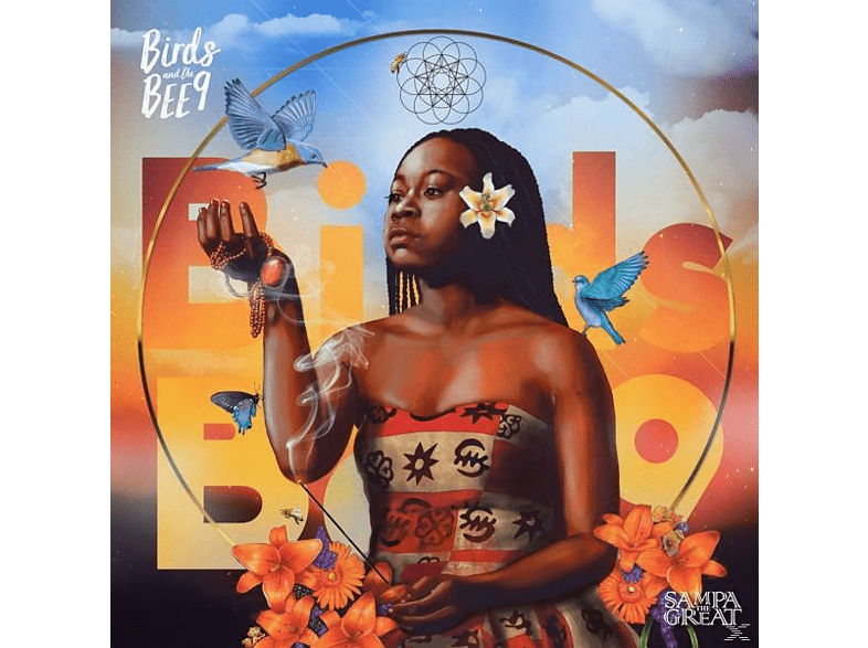 Sampa The Great - Birds And The BEE9 (LTD LP+MP3) [LP + Download]