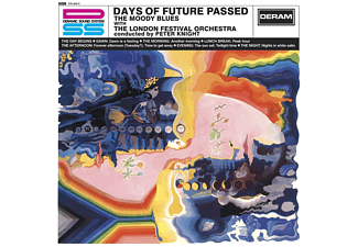 The Moody Blues - Days Of Future Passed (Vinyl LP (nagylemez))