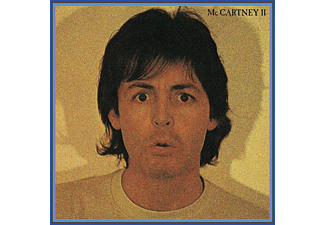 Paul McCartney - McCartney II (Limited Edition) (Vinyl LP (nagylemez))