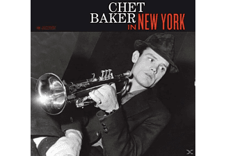 Chet Baker - Chet Baker In New York - (CD)