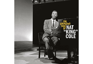 Nat King Cole - The Swinging Side of Nat King Cole - (CD)