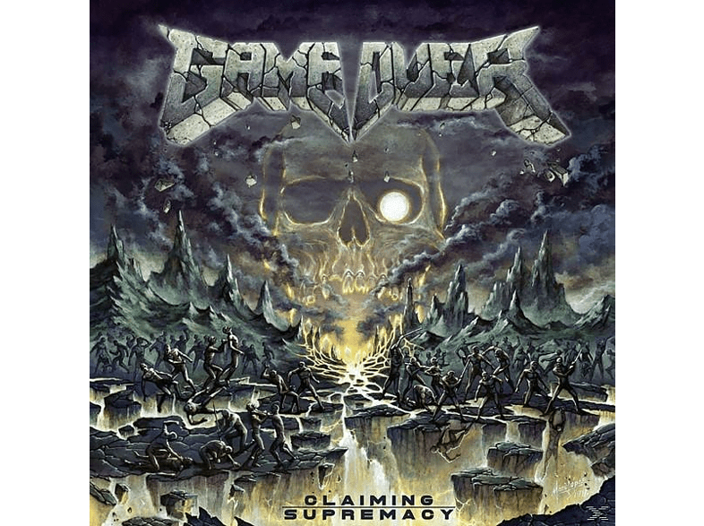 Game Over - Claiming Supremacy [CD]