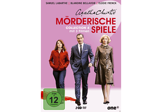 Agatha Christie - Mörderische Spiele. Collection 4 - (DVD)