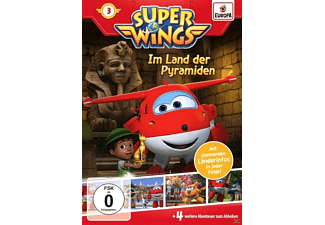 Super Wings - 3: Im Land der Pyramiden [DVD]