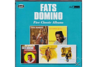 Fats Domino - Five Classic Albums - (CD)