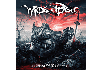 Winds Of Plague - Blood Of My Enemy - (CD)