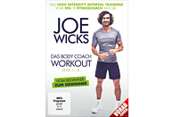 Joe Wicks - Das Body Coach Workout - Level 1-4 [DVD]