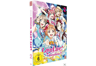 Love Live! Sunshine! Vol. 2 - (DVD)