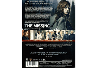 THE MISSING 2.STAFFEL - (Blu-ray)