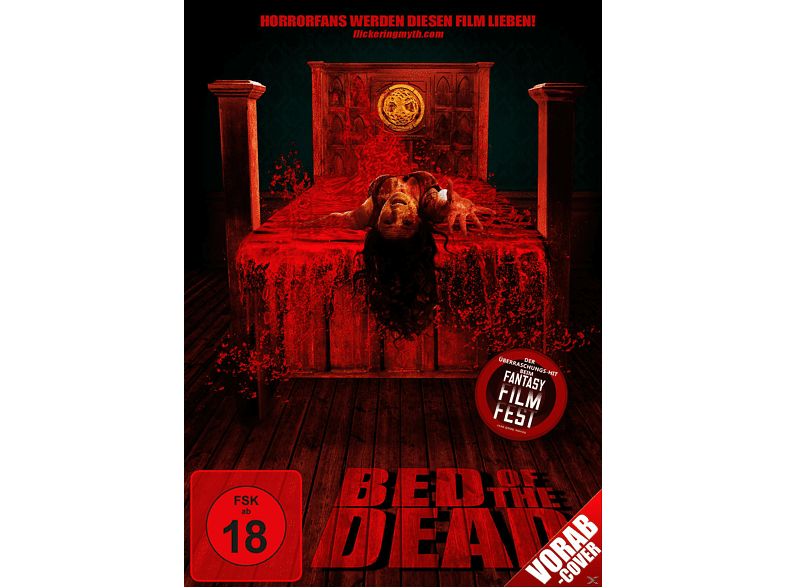 Bed of the Dead [DVD]