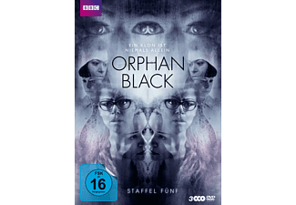 Orphan Black - Staffel 5 [DVD]