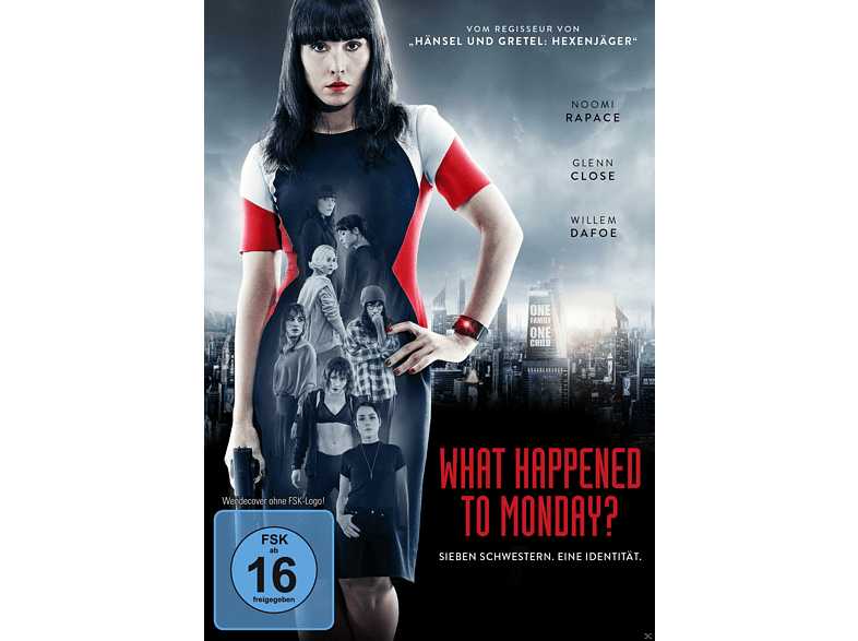 What Happened to Monday [DVD]