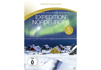 Fernweh Collection - Expedition Nordeuropa - (DVD)