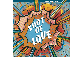 Bob Dylan - Shot Of Love - (Vinyl)