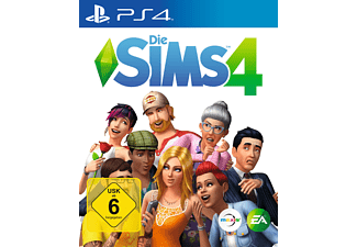 Die Sims 4 - Standard Edition - PlayStation 4