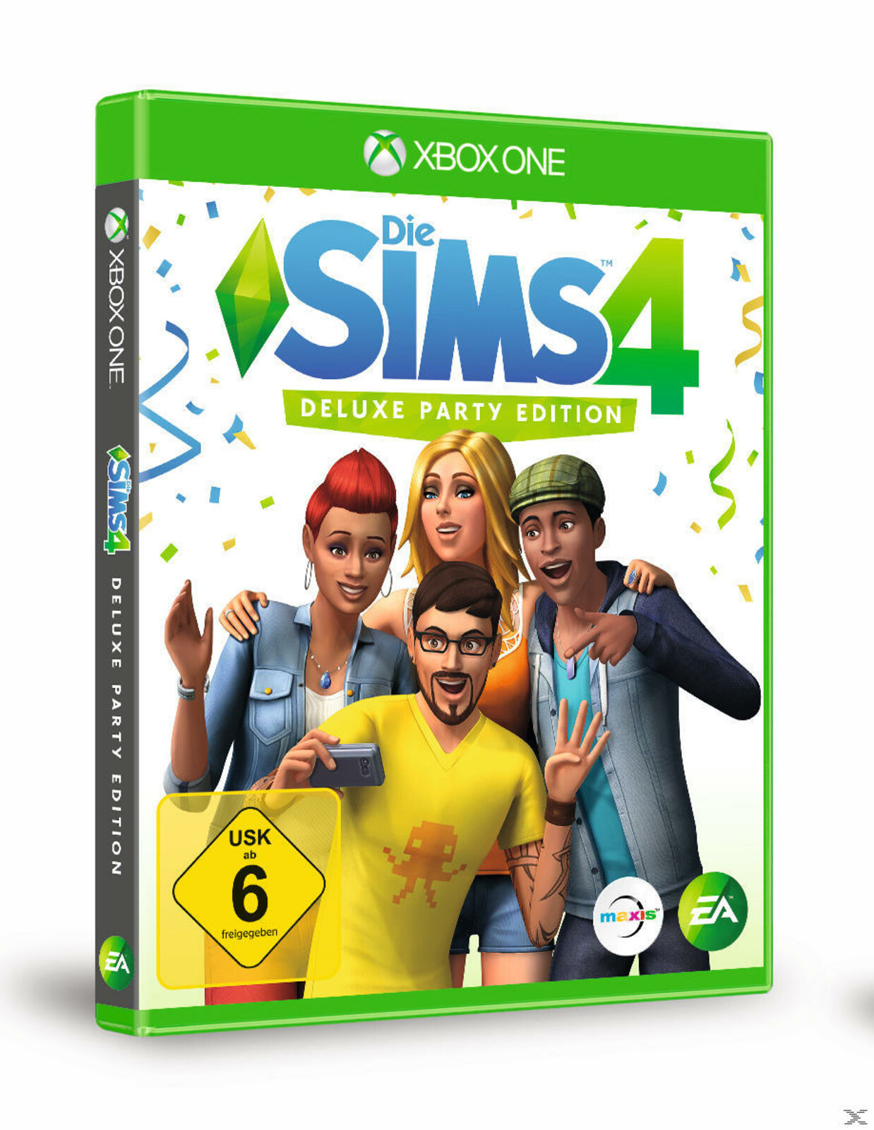 Die Sims 4 Deluxe Party Edition Xbox One Ebay