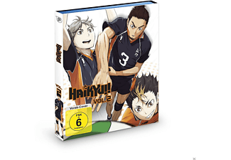Haikyu!! Vol.2 - Episode 07-12 - (Blu-ray)