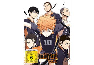 Haikyu!! Vol.3 - Episode 13-18 - (DVD)