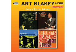 Art Blakey - Four Classic Albums - (CD)