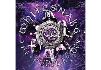 Whitesnake - The Purple Tour (Live) - (CD)