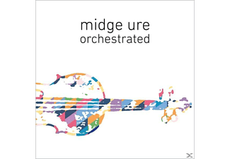 Midge Ure - Orchestrated - (CD)