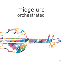 Midge Ure - Orchestrated [CD]