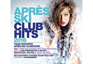 VARIOUS - Apres Ski Club Hits 2018 - (CD)