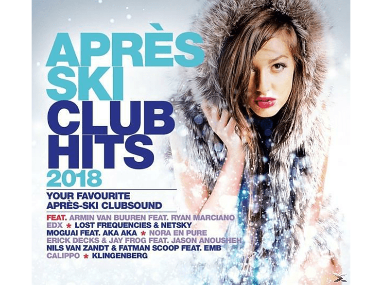 VARIOUS - Apres Ski Club Hits 2018 [CD]