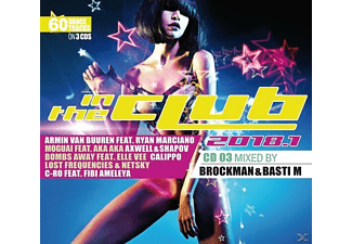 VARIOUS In The Club 2018.1 Electronica/Dance CD