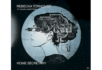 Rebecka Toernqvist - Home Secretary - (CD)