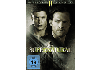 Supernatural: Die komplette 11. Staffel Science Fiction DVD