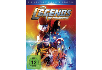 DC's Legends of Tomorrow: Die komplette 2. Staffel (4 Discs) - (DVD)