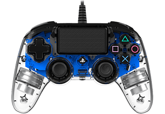 BIG BEN Nacon wired controller Blue Crystal