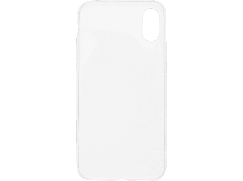 V-DESIGN PIC 127 Backcover Apple iPhone X Thermoplastisches Polyurethan Transparent