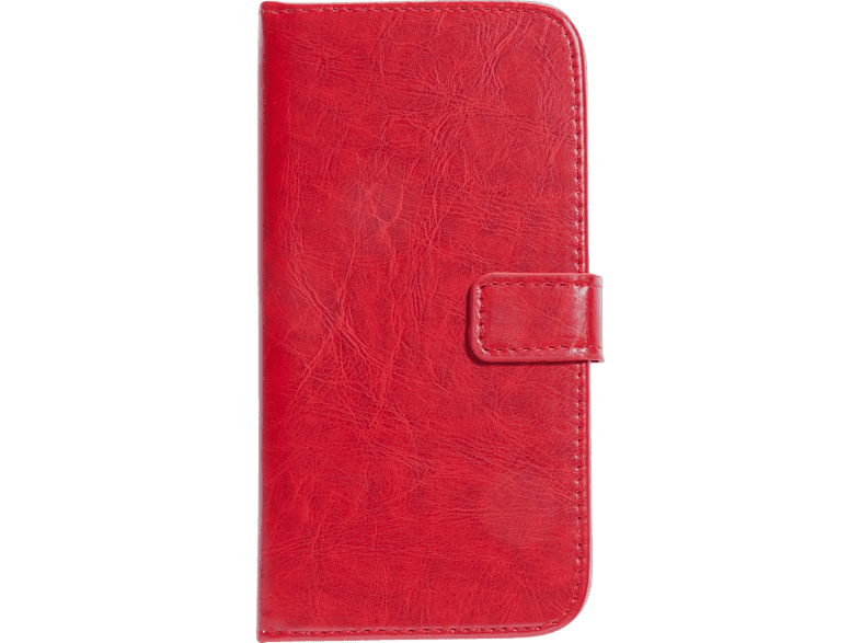 V-DESIGN BV 310 Bookcover Apple iPhone X  Rot