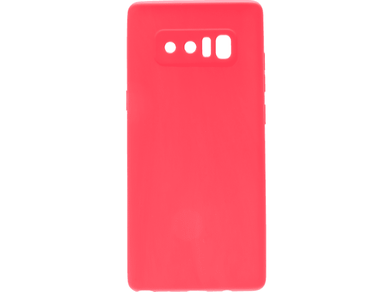 V-DESIGN VMT 181 , Backcover, SAMSUNG, Galaxy Note 8, Thermoplastisches Polyurethan, Rot