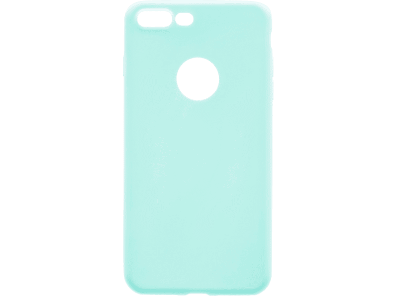 V-DESIGN VMT 202 Backcover Apple iPhone 8 Plus/iPhone 7 Plus Thermoplastisches Polyurethan Minze