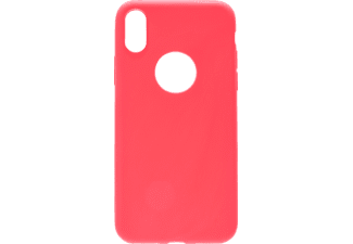 V-DESIGN VMT 190 Backcover Apple iPhone X Thermoplastisches Polyurethan Schwarz
