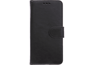 V-DESIGN V-2-1 107 Bookcover Apple iPhone X Kunstleder Schwarz