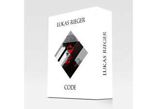Lukas Rieger - CODE (Ltd.Fan Box) - (CD + DVD)