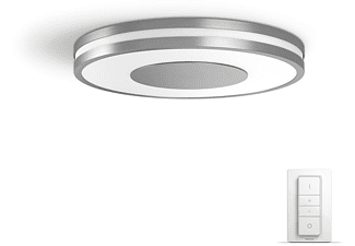 PHILIPS HUE Being Plafondlamp met Dimmer Aluminium