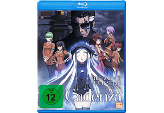 Arpeggio of Blue Steel: Ars Nova - Cadenza [Blu-ray]