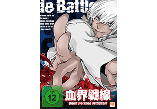 Blood Blockade Battlefront - Vol. 2 (Folge 6-9) - (DVD)
