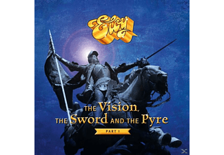 Eloy - The Vision,The Sword And The Pyre (Part 1) - (Vinyl)