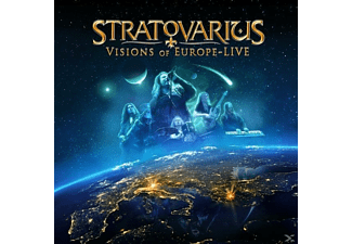 Stratovarius - Visions Of Europe (Reissue 2018) - (Vinyl)