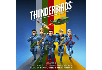 Ben Foster, Nick Foster - Thunderbirds Are Go Vol.2 [CD]