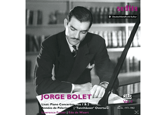 Jorge Bolet, Radio Symphonie Orchester Berlin - The RIAS Recordings Vol.2 - (CD)