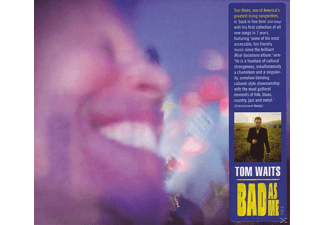 Tom Waits - Bad As Me (Remastered) - (LP + Download)