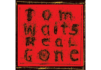 Tom Waits - Real Gone (Remixed/Remastered) - (LP + Download)